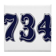 734 Tile Coaster