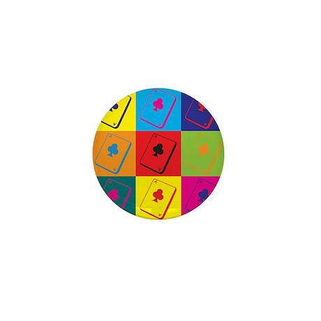 Bridge Pop Art Mini Button (10 pack)
