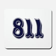 811 Mousepad