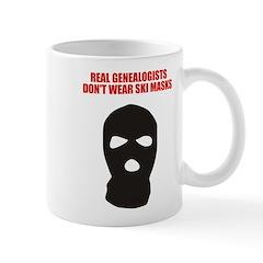 Don't Wear Ski Masks Mug