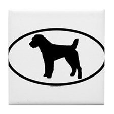 JACK RUSSELL-PARSONS Tile Coaster