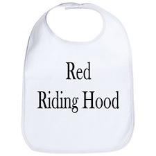 "Instant ""Red Riding Hood"" Bib"