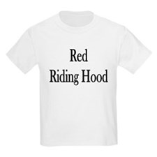 "Instant ""Red Riding Hood"" Kids T-Shirt"