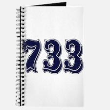 733 Journal