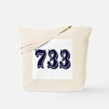 733 Tote Bag