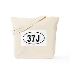 37J Tote Bag
