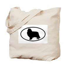 COLLIE-ROUGH Tote Bag