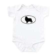 COLLIE-ROUGH Infant Bodysuit