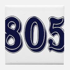 805 Tile Coaster