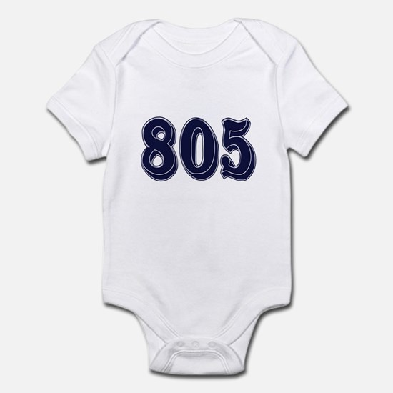 805 Infant Bodysuit