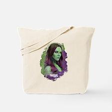 GOTG Gamora Portrait Tote Bag