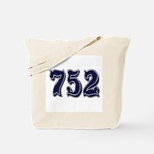 752 Tote Bag