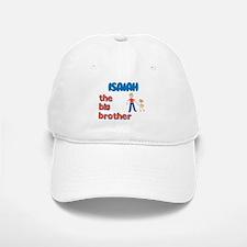 Isaiah - The Big Brother Baseball Baseball Cap