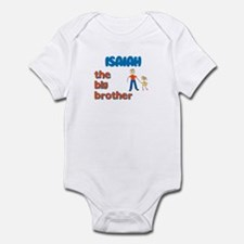 Isaiah - The Big Brother Infant Bodysuit