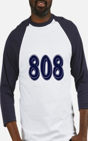 808 Baseball Jersey