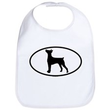 GERMAN PINSCHER Bib