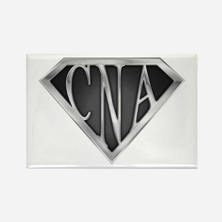 SuperCNA(metal) Rectangle Magnet