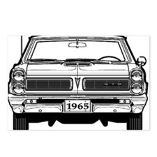 Pontiac GTO Postcards (Package of 8)