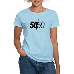 50/50 T-Shirt
