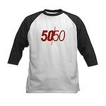50/50 Kids Baseball Jersey