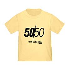 50/50 T