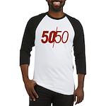 50/50 Baseball Jersey