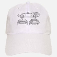 DeLorein Baseball Baseball Cap