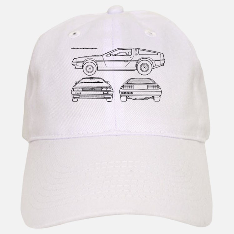 DeLorein Baseball Baseball Cap