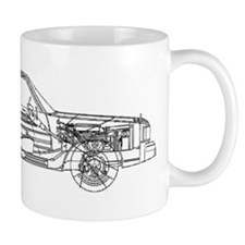 Oldsmobile Cutlass Mug