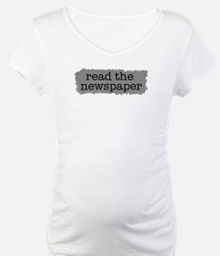 Read the paper Shirt