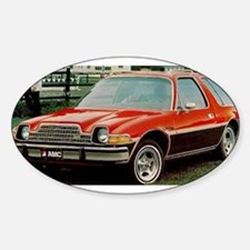 AMC Pacer Wagon Oval Decal