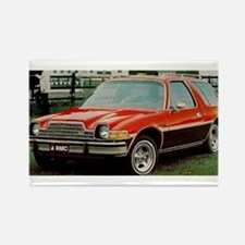 AMC Pacer Wagon Rectangle Magnet