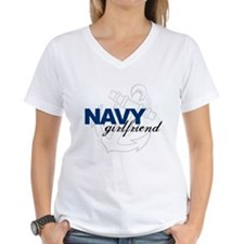 Navy Girlfriend: Sailor's LOV Shirt