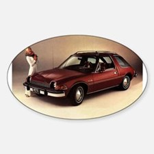 AMC Pacer Oval Decal