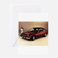AMC Pacer Greeting Card