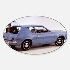 1971 Gremlin Oval Decal