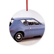 1971 Gremlin Ornament (Round)