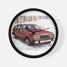 1983 Eagle 4x4 Wall Clock
