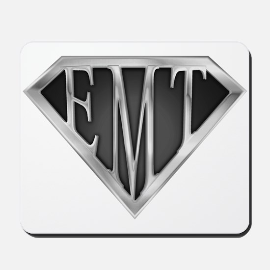 SuperEMT(METAL) Mousepad