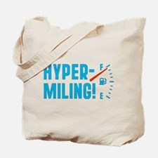 Hypermiling Tote Bag