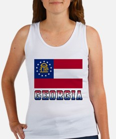 Georgia Women's Tank Top