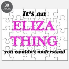It's an Eliza thing, you wouldn't u Puzzle