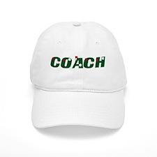 Golf Coach Baseball Cap