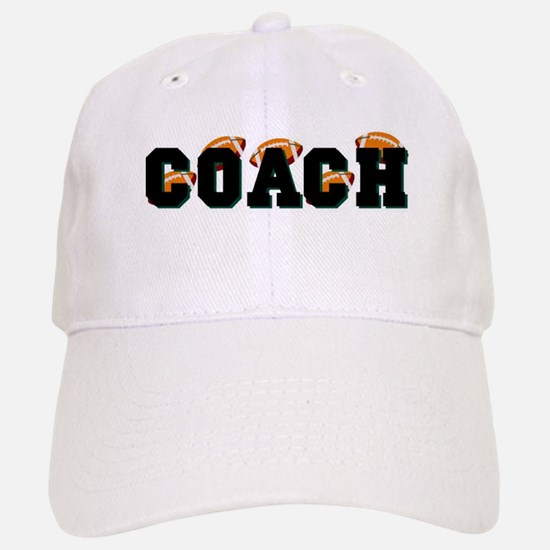 Football Coach Baseball Baseball Cap