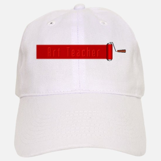 Art Teacher Baseball Baseball Cap