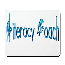 Literacy Coach Mousepad