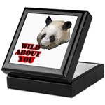 Panda Lover Keepsake Box