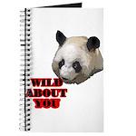 Panda Lover Journal