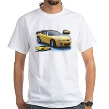 Yellow Saturn Sky Shirt