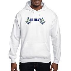 US Navy Masonic Hoodie